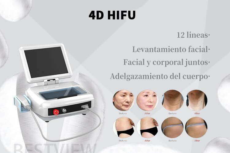 The Advantages You Should Know About Our 4D HIFU Machine