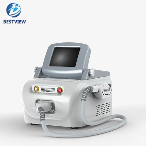 OPT shr hair removal machine