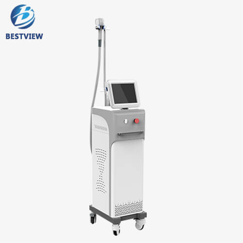 Three-wavelength Laser Hair Removal Machine Pictures