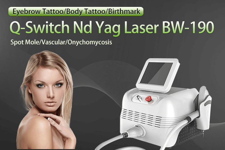Nd Yag Laser Tattoo Removal Machine Prices