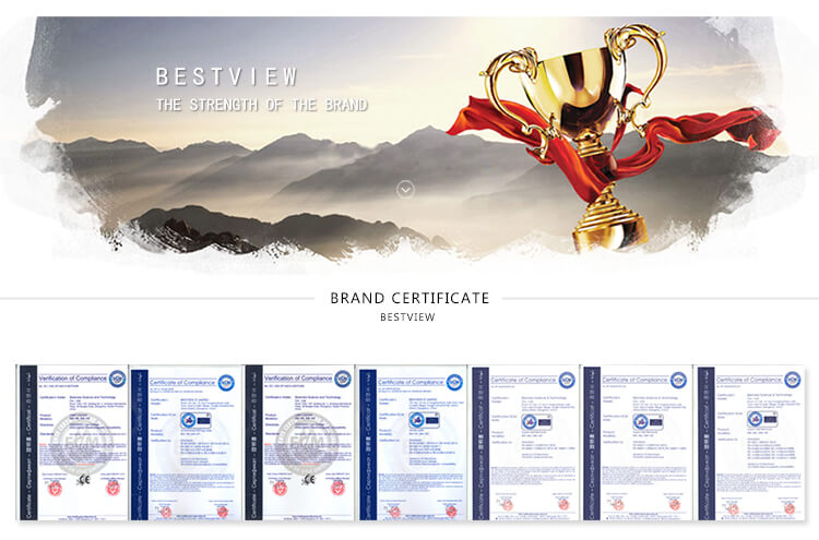 Beauty laser certificate