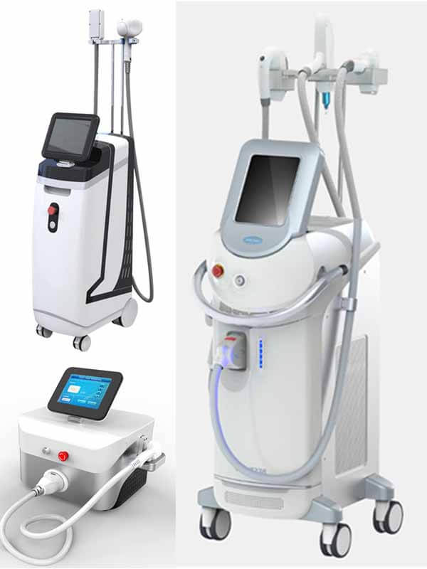 What Diode Laser Hair Removal Machine We Have?